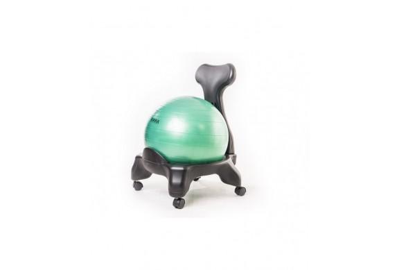 Kikka Active Chair verde smeraldo