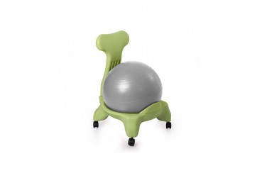 Kikka Active Chair Wasabi grigia