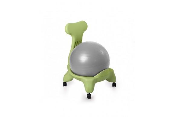 Kikka Active Chair Wasabi grigia