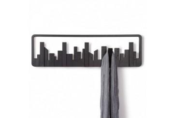 Umbra Skyline Multi Ganci, colore: Nero